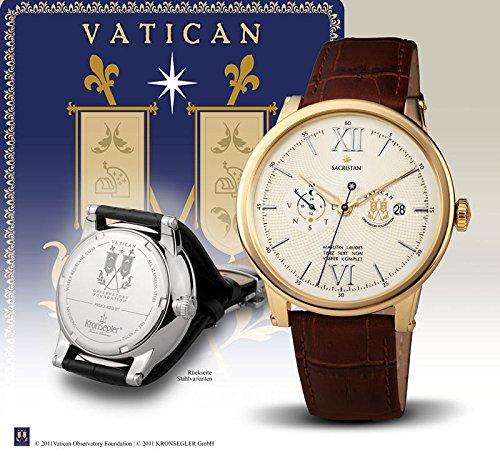 Officiell Vatikan-observatoriumklocka