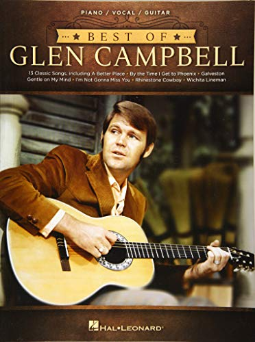 (Best of Glen Campbell: Piano / Vocal / Guitar)