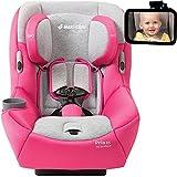 Maxi-Cosi – Pria 85 Convertible Car Seat w Back Seat Mirror – Passionate Pink