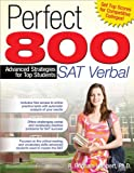 Perfect 800: SAT Verbal, R. Brigham Lampert, 159363434X