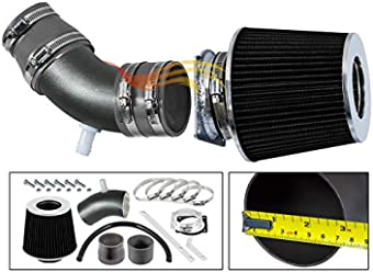 Filter For 10-15 Chevrolet Camaro 6.2L V8 Velocity Concepts 4 Blue Heat Shield Cold Air Intake Kit