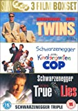 Twins/True Lies/Kindergarten Cop [Import anglais]