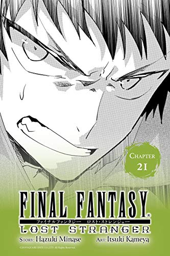 Final Fantasy Lost Stranger #21