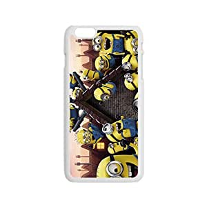 Malcolm Minions Case Cover For iPhone 6 Case