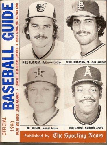Official Baseball Guide 1980