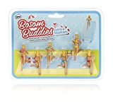 NPW-USA Bosom Buddies Drink Markers (Set of 6)