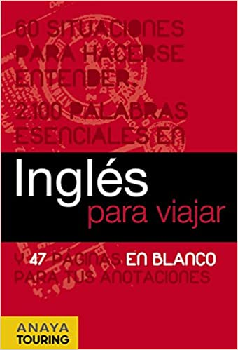 Inglés Para Viajar Frase Libro Y Diccionario De Viaje