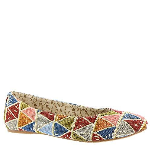 Dolce Av Mojo Moxy Aztec Dame Sandal Blå