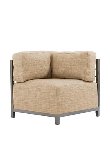Howard Elliott 921-888 Axis Corner Chair Slipcover, Coco Stone (Chair Axis)