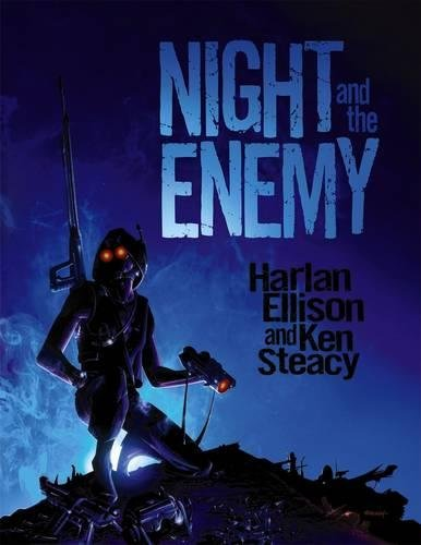 Night and the Enemy (Dover Graphic Novels) ebook