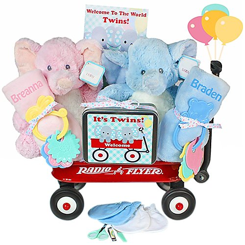 (Twins Welcome Wagon Gift Basket)