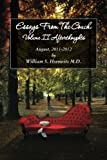 Essays from the Couch: Volume II Afterthoughts, William S., William Horowitz,, 1478160381