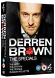 Derren Brown: The Specials [DVD]