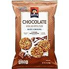 Quaker Rice Crisps, Chocolate, 3.52 oz Bag (Packaging May Vary)