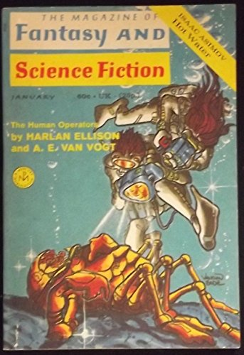 The Magazine of Fantasy and Science Fiction, January 1971 (Vol. 40, No. 1)