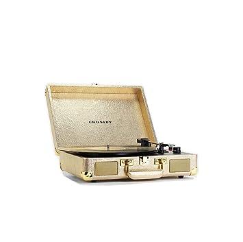 Crosley Cruiser Deluxe Tocadiscos Bluetooth Edición Limitada ...