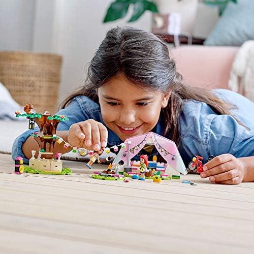 LEGO 41392 Friends Camping in Heartlake City Abenteuer mit Olivia und Mia