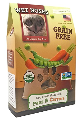 Wet Noses Pumpkin 14 oz (Grain Free Peas & Carrots, 1-Pack)