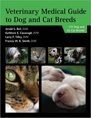 Veterinary medical guide to dog and cat breeds 9781591610021 veterinary medical guide to dog and cat breeds 1st edition fandeluxe Choice Image