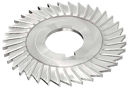 Standard Cut 3//16 Width Straight Side Tooth,MT Style KEO Milling 09020 Slitting Saw 10 Cutting Diameter HSS 1-1//2 Arbor Hole 56 Teeth Uncoated Coating