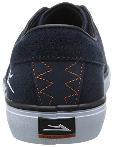 LAKAI Skateboard Shoes RILEY HAWK MIDNIGHT Size 12