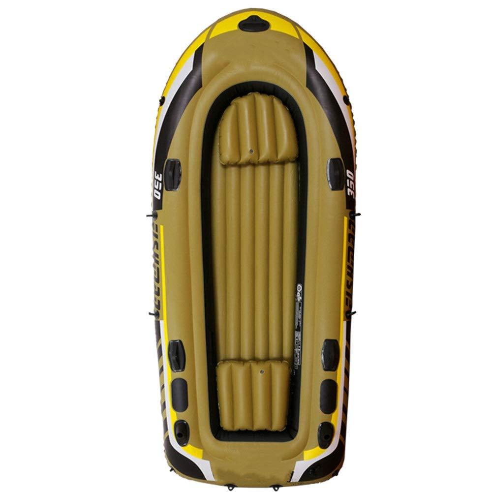 Zengqhui Kayaks Bote Inflable 3 Personas Que pescan 350 Bote de ...