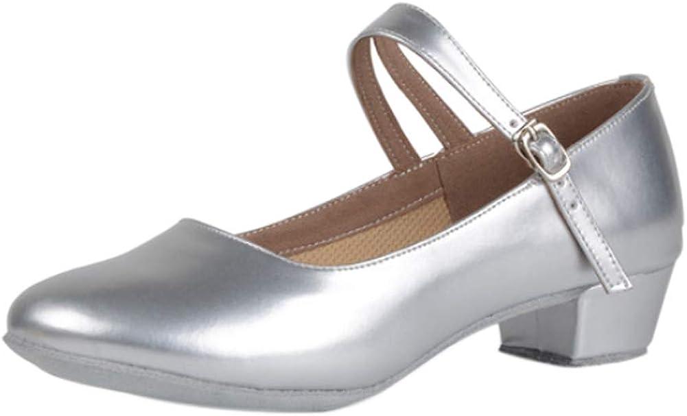 Standrad Tango Salsa Tap Basic Pratice Performance Indoor Sandals Haodasi Girls Women PU Leather Latin Dancing Shoes