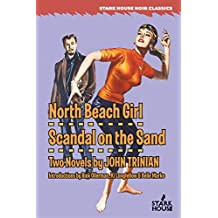 North Beach Girl / Scandal on the Sand (English Edition)