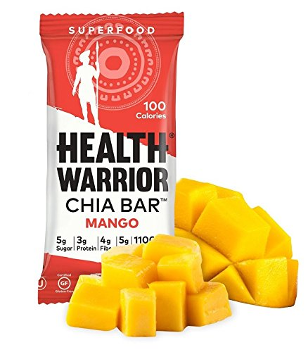 HEALTH WARRIOR Mango Gluten Count product image