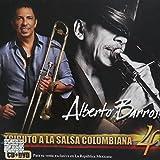 Tributo a La Salsa Colombiana 4 Cd+dvd