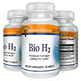 Nordic Clinical – Bio H2 – Molecular Hydrogen Additive – Antioxidant Supplement – Increase Energy & Stamina – Contains Magnesium – 30 tablets
