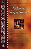 Ecclesiastes - Song of Solomon, , 0805490590