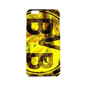 For iphone 6 3d Custom Phone Case for Borussia Dortmund 56 Diseño