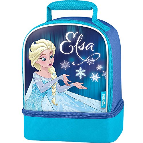 Thermos Disney Frozen Elsa Dual Compartment Lunch Box