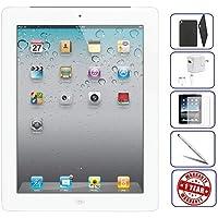Apple iPad 2 Tablet 16GB WIFi, Black 2nd Generacion Renewed