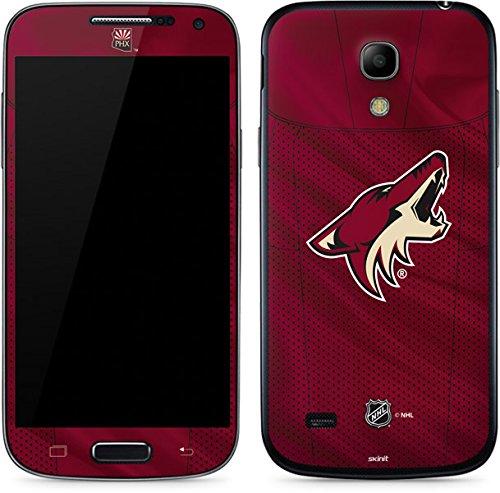 - NHL Arizona Coyotes Galaxy S4 Mini Skin - Phoenix Coyotes Home Jersey Vinyl Decal Skin For Your Galaxy S4 Mini