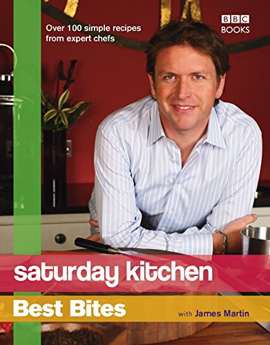 Saturday Kitchen: Best Bites by Various (3-Apr-2008) Hardcover