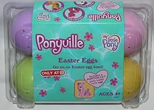 My Little Pony - Ponyville Easter Eggs - G3