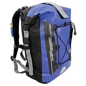 Overboard Waterproof Backpack, Blue, 30-Liter