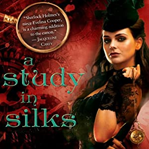 A Study in Silks Audiobook