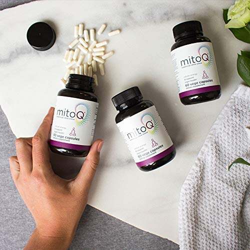 MitoQ Antioxidant Supplement 180 Capsules - Advanced CoQ10 Ubiquinol for Healthy Organs and Cellular Health Support by MitoQ (Image #5)