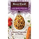 Near East Long Grain & Wild Rice Mix, Roasted Vegetable & Chicken (Pack of 12 Boxes)