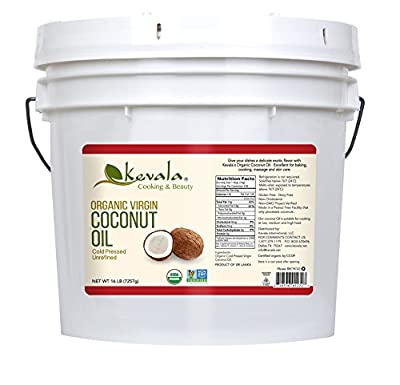 Kevala Organic Coconut Oil by Kevala