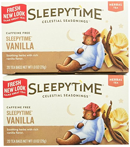 Celestial Seasonings Sleepytime Vanilla Bags product image