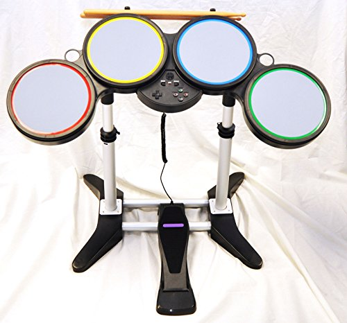 Aftermarket PS4 Rock Band 4 Wireless Drum Set kit 1 2 3 B...
