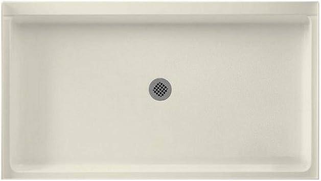 Swanstone R 3460 037 Veritek Center Drain Shower Base 60 In L X