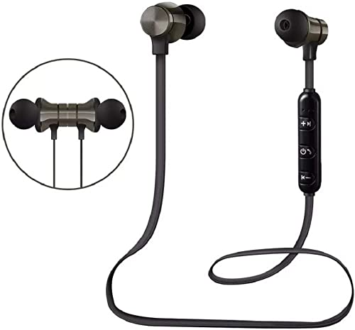 Bluetooth Headphones, Kovon Qualcomm APTX 5.0 True Wireless Earbuds Deep Bass HiFi Sound 32H Playtime in Ear Bluetooth Earphones CVC8.0 Built in Mic Binaural Call Headset With Charging Case for Sports
