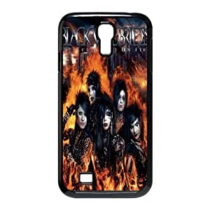 Samsung Galaxy S4 I9500 Phone Case Black Veil Brides G877768860 BY RANDLE FRICK by heywan