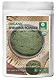 Organic Spirulina Powder - 100% Pure and Natural (8 Ounces)