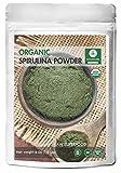 Organic Spirulina Powder ( 8 Oz ) - 100% Pure and Natural
